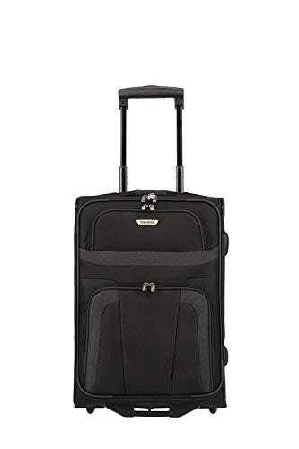 Travelite 2-Rad Handgepäck Koffer erfüllt IATA Bordgepäck Maß, Gepäck Serie ORLANDO:...