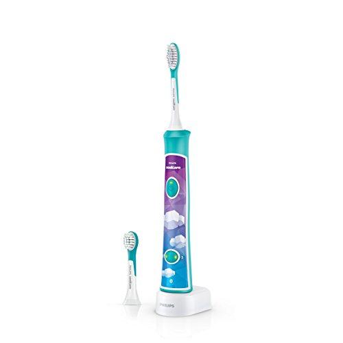 Philips Sonicare For Kids Connected Elektrische Zahnbürste mit Schalltechnologie für Kinder...