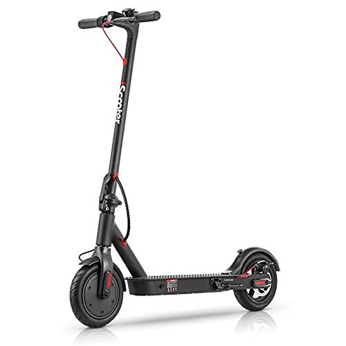 E Scooter 25 km/h, Elektroroller für Erwachsene Last 120kg , 350W Motor   bis zu 25km Reichweite  ...