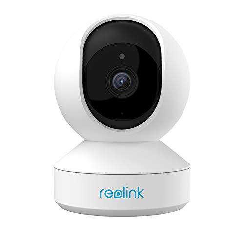 Reolink 5MP PTZ Überwachungskamera WLAN Kamera Innen, 355°/50° schwenkbare WiFi IP Kamera mit 3X...