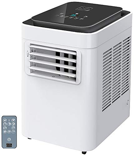 Sichler Exclusive Klimagerät: Mobile Monoblock-Klimaanlage, 9.000 BTU/h, für Outdoor erweiterbar...