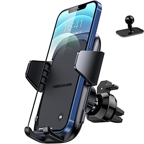 UNBREAKcable Handyhalterung Auto Lüftung & Armaturenbrett [Upgrade 3.0 Neueste] Handyhalter fürs...