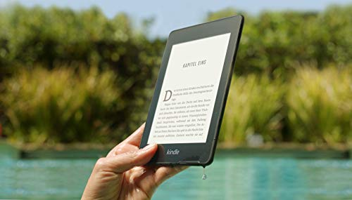 Kindle Paperwhite, wasserfest, 6Zoll (15cm) großes hochauflösendes Display, 8GB – mit...