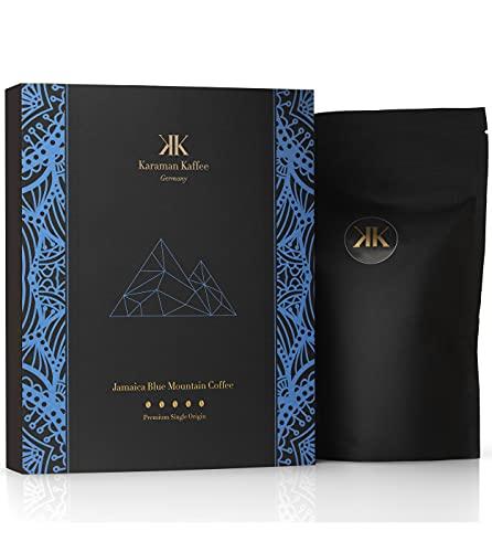 KARAMAN KAFFEE - Jamaica Blue Mountain Premium Kaffee 250g - 100 % Arabica Handverlesene Fair...