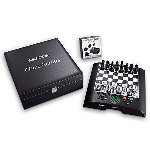 MILLENNIUM ChessGenius PRO M814 Special Edition - der Schachcomputer für ambitionierte Spieler