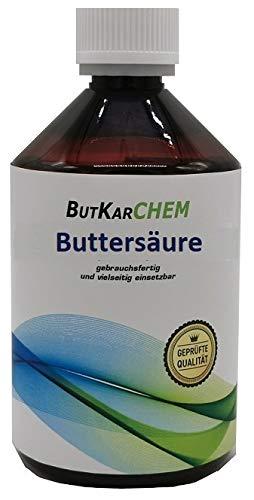 ButKarCHEM 500ml (Varianten 500ml-3500ml) Buttersäure Made BY Karbid 24 sehr viele...