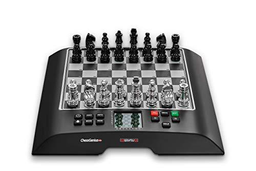 Millennium M812 ChessGenius PRO - Schachcomputer für ambitionierte Spieler. Mit der weltberühmten...