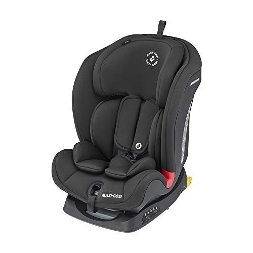 Maxi- Cosi Titan, mitwachsender Kindersitz mit ISOFIX und Ruheposition, Gruppe 1/2/3 Autositz (9-36...