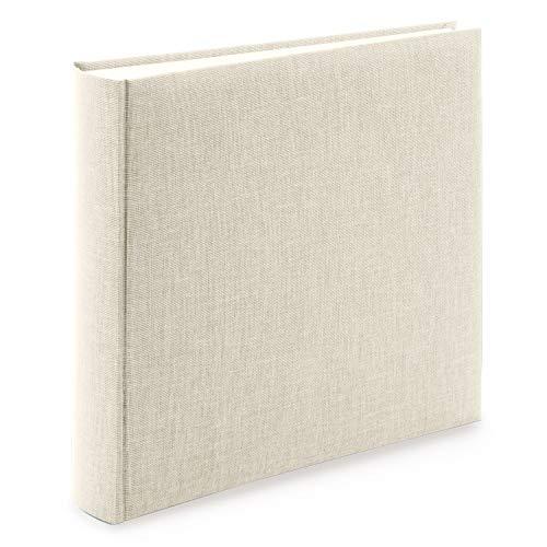 goldbuch 31605 Fotoalbum Summertime Trend 2, Fotobuch mit 100 weißen Seiten mit Pergamin...