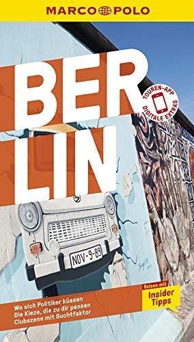 MARCO POLO Reiseführer Berlin: Reisen mit Insider-Tipps. Inklusive kostenloser Touren-App