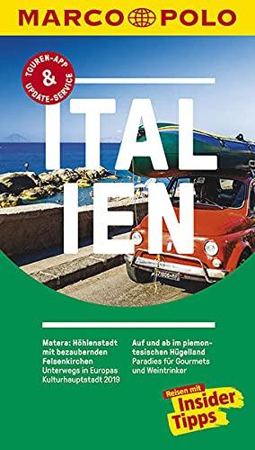 MARCO POLO Reiseführer Italien: Reisen mit Insider-Tipps. Inkl. kostenloser Touren-App und...