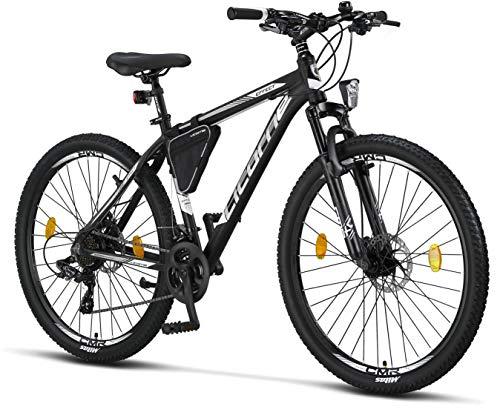 Licorne Bike Effect Premium Mountainbike in 27,5 Zoll Aluminium, Fahrrad für Jungen, Mädchen,...