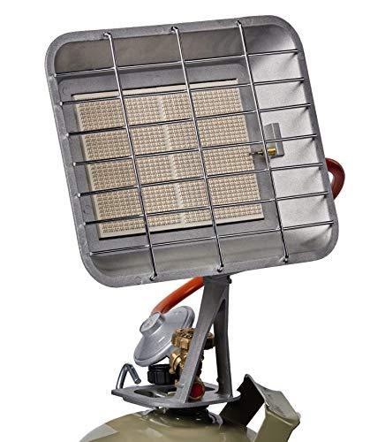 Einhell Gasheizstrahler GS 4400 (Heizleistung 2900-4400 W, inkl. Gasdruckregler 50 mbar,...