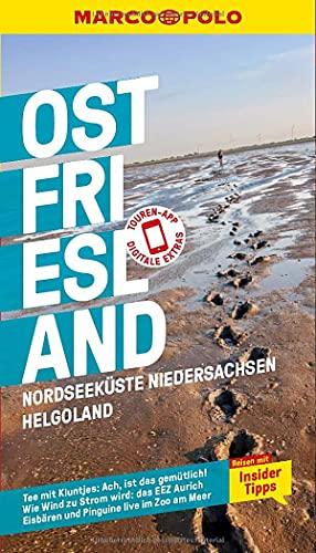 MARCO POLO Reiseführer Ostfriesland, Nordseeküste, Niedersachsen, Helgoland: Reisen mit...