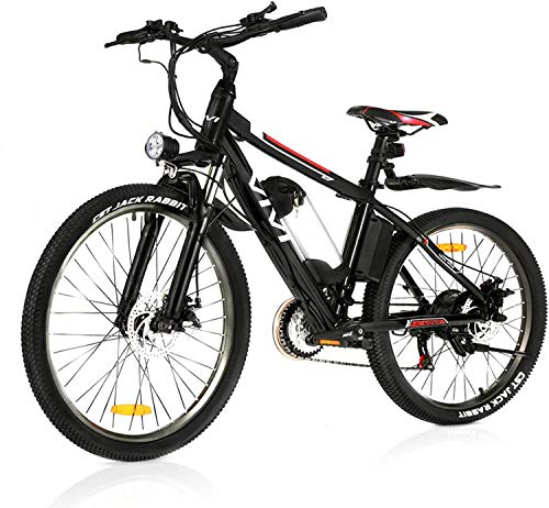 "VIVI 26""Elektro-Mountainbike 350W Elektrofahrrad 36V 8Ah Abnehmbare Batterie E-Bike 32KM/H 21..."