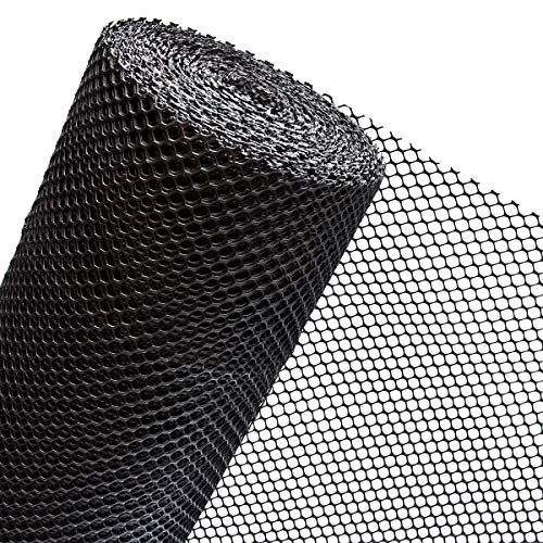 HaGa® Maulwurfgitter 1m x 50m Maulwurfbekämpfung Maulwurfsperre Maulwurfschutz