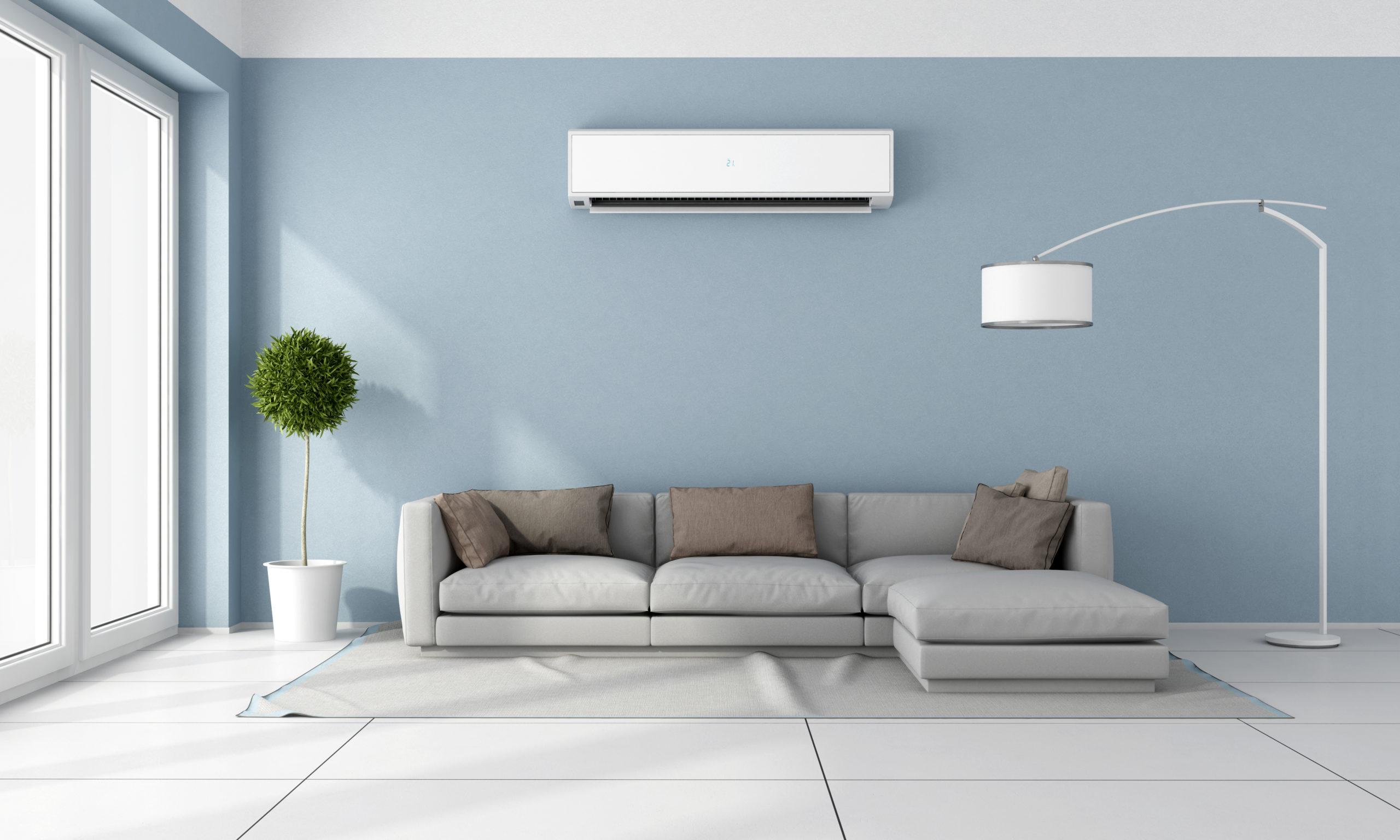Die Installation und die Anschaffung einer Klimaanlage können viel Geld kosten.