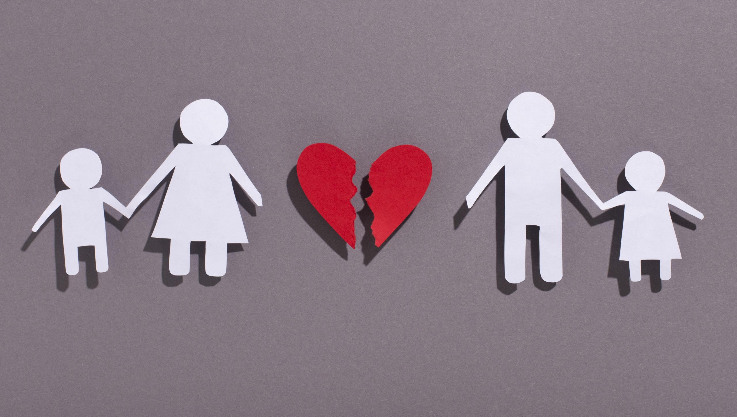 Eine Scheidung kann sehr viel Geld kosten.