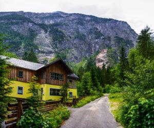 Ein Holzhaus schon die Umwelt und die Gesundheit des Menschen.