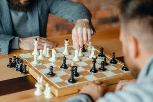 Eine Mitgliedschaft im Schachverein hat viele Vorteile.
