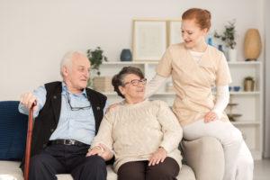 Betreutes Wohnen, für Senioren ein tolle Lebensform.
