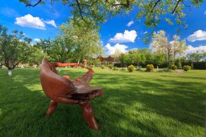 Die Kosten der Gartengestaltung sollten Hauseigentümer nicht unterschätzen.