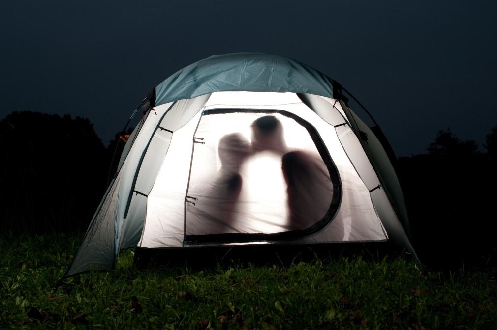 Zelten hat auch viel mit Romantik zu tun. Foto t20-goRxaY via Twenty20
