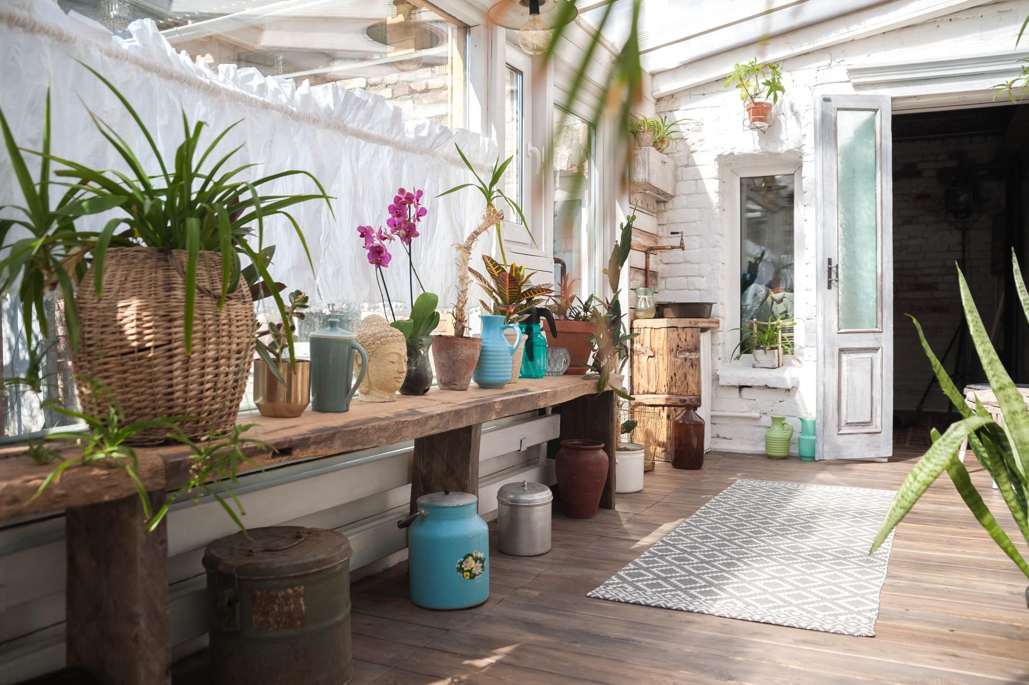 Ein Wintergarten kann mehr als 20.000 Euro kosten. Foto: senkonelly via Twenty20